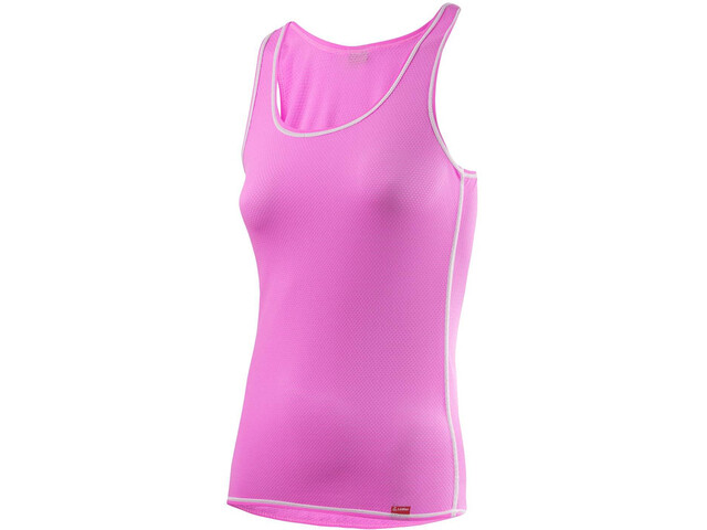 Löffler Transtex Light Maillot de triathlon Femme, flamingo
